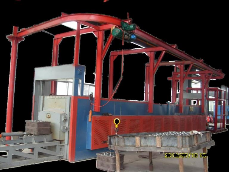 Grinding balls heat treatment machine - www.nghexin.co.za