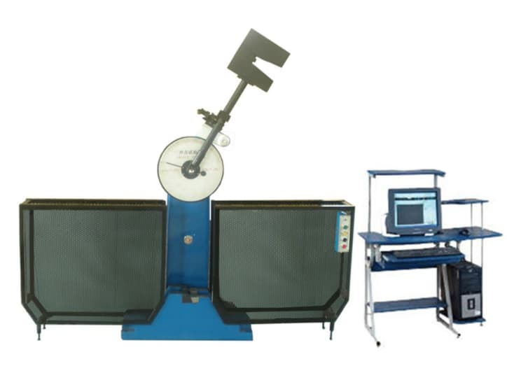 impact testing machine for steel balls