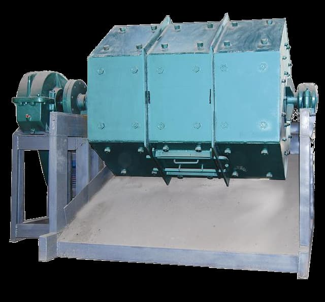 separating machine for mill balls