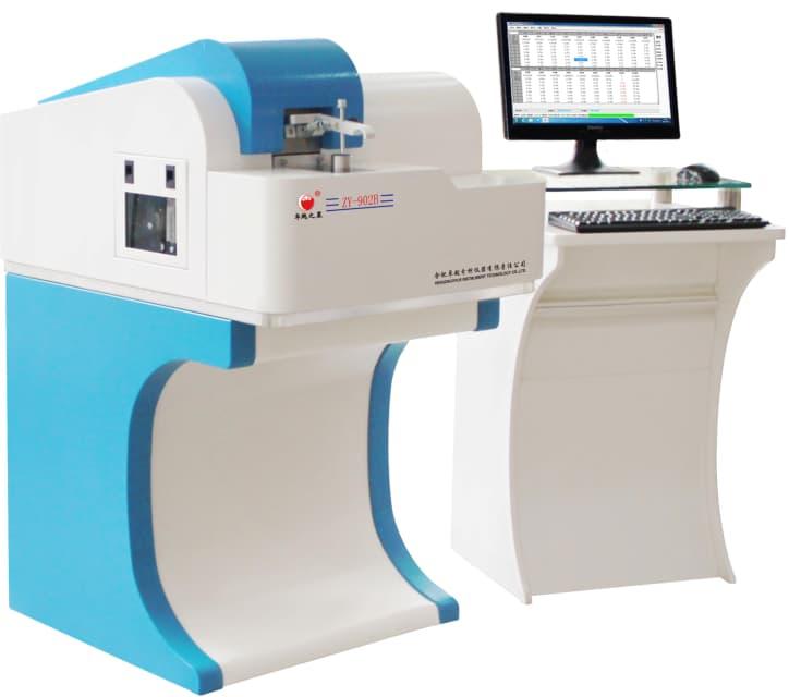 spectrometer for casting steel balls