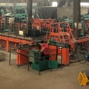 grinding balls production line