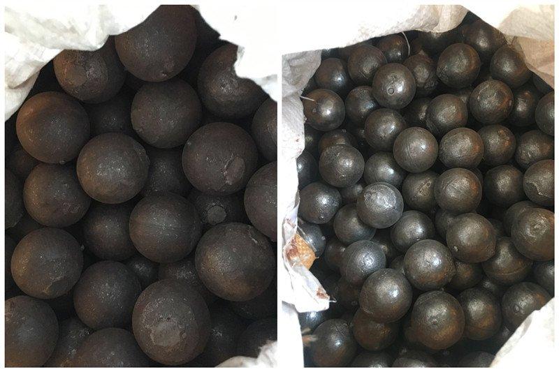 austenitic grinding balls